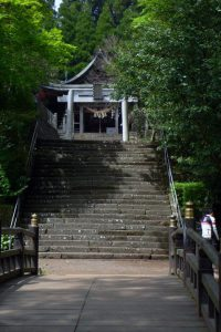 国造神社 拝殿
