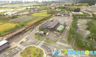 道の駅阿蘇様 ドローン空撮写真 4K 20160526