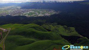阿蘇大観峰ドローン空撮4K写真 20160701 vol.6 Aso Daikanbo drone Aerial 4K photo