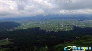 阿蘇大観峰ドローン空撮4K写真 20160701 vol.9 Aso Daikanbo drone Aerial 4K photo