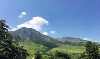 阿蘇五岳「高岳」2016年夏