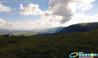 阿蘇大観峰 ドローン空撮4K写真 20160905 vol.10