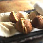 阿蘇神社 たしろや 万十 まんじゅう 回転焼き 今川焼き 神社 スイーツ 銘菓