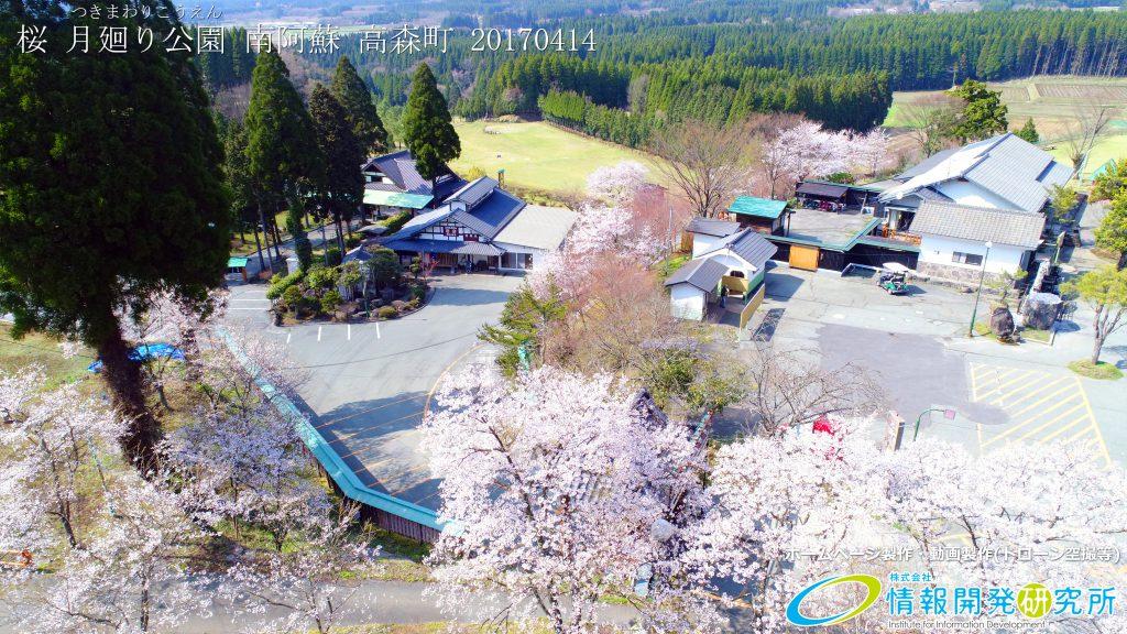 桜 名所 月廻り公園 Vol.5