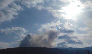 阿蘇山 火口 噴火口 状況 旅行 観光