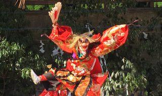 神話の里の秋祭り 神楽フェスティバル 開催 2017